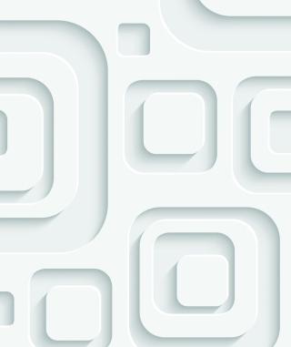3D Effect White Pattern - Obrázkek zdarma pro Nokia X6