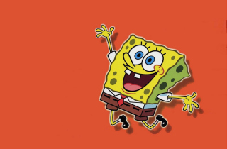 Spongebob - Obrázkek zdarma pro Nokia X5-01