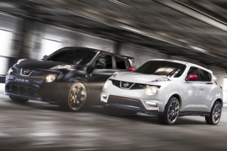 Nissan Juke R - Obrázkek zdarma pro 1024x768