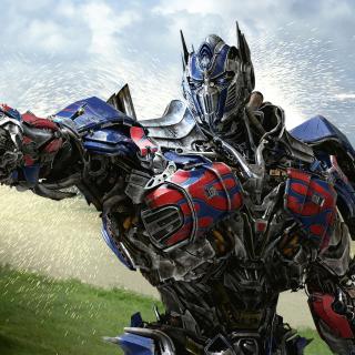 Optimus Prime - Obrázkek zdarma pro 320x320