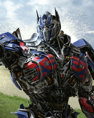 Optimus Prime - Obrázkek zdarma pro Nokia X2