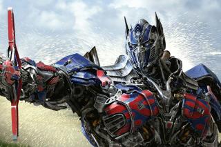 Optimus Prime - Obrázkek zdarma pro 960x800