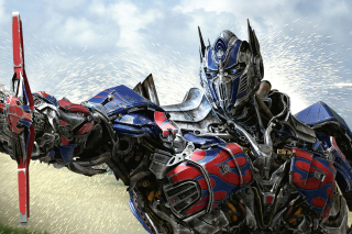 Optimus Prime - Obrázkek zdarma pro Sony Tablet S