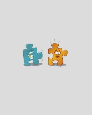 Puzzle Pieces - Obrázkek zdarma pro Nokia Asha 203