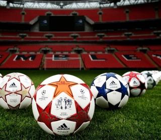 Champions League - Obrázkek zdarma pro iPad 3