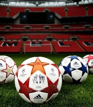 Champions League - Obrázkek zdarma pro iPhone 4