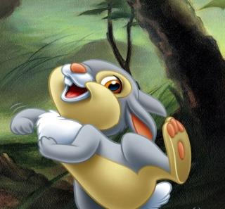 Thumper (Bambi) - Obrázkek zdarma pro iPad 2