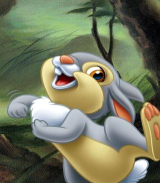 Thumper (Bambi) - Obrázkek zdarma pro iPhone 4