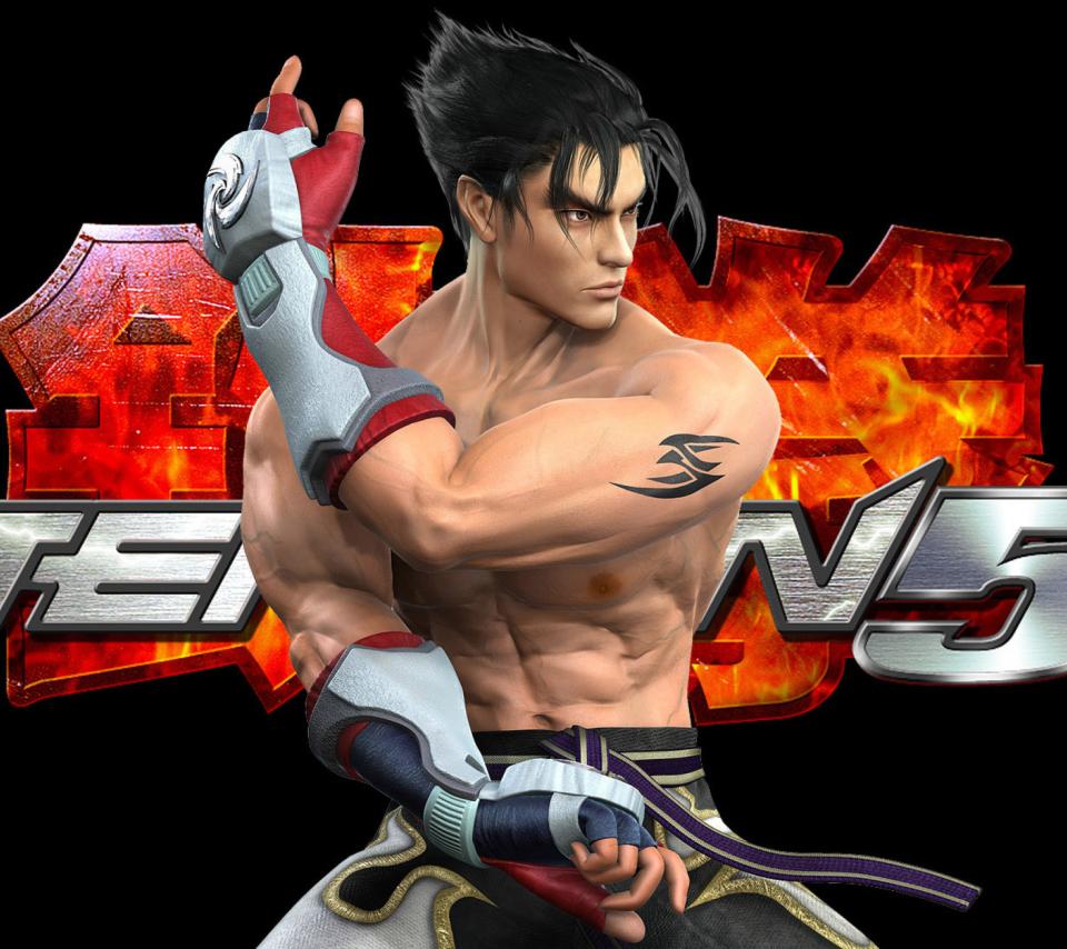 Fondo de pantalla Tekken 5 960x854