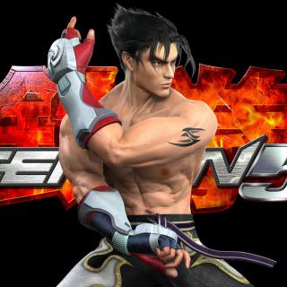 Tekken 5 - Obrázkek zdarma pro iPad 2