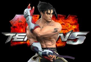 Tekken 5 - Obrázkek zdarma pro 1400x1050