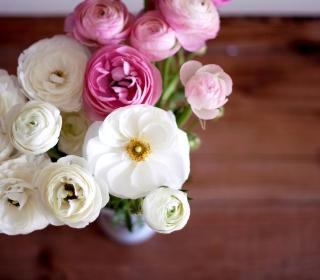Amazing Ranunculus Bouquet - Obrázkek zdarma pro 320x320