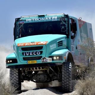 Iveco Race Truck - Obrázkek zdarma pro iPad 2