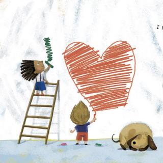 I Love You Creatures - Obrázkek zdarma pro iPad mini 2