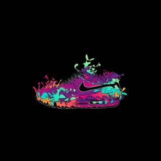 Nike Air - Obrázkek zdarma pro iPad