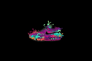 Nike Air - Obrázkek zdarma pro 800x600