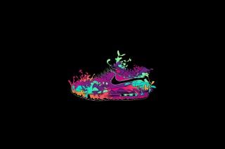 Nike Air - Obrázkek zdarma pro LG P970 Optimus