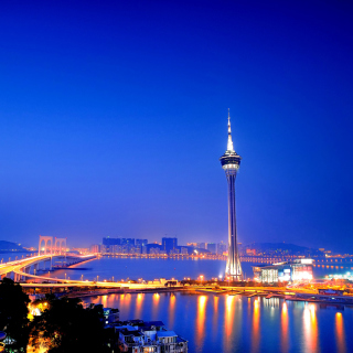 China, Macau - Obrázkek zdarma pro iPad mini