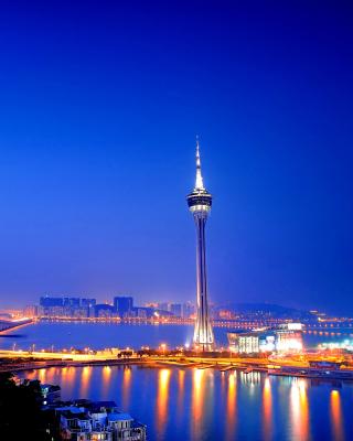 China, Macau - Obrázkek zdarma pro 768x1280