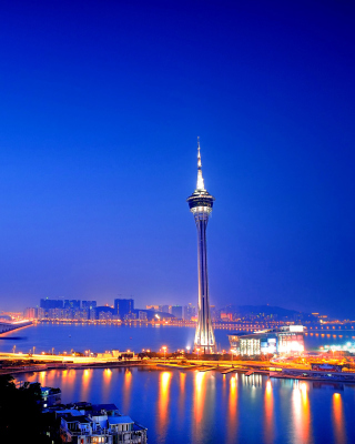 China, Macau - Obrázkek zdarma pro Nokia 206 Asha