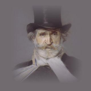 Giuseppe Verdi - Obrázkek zdarma pro iPad mini