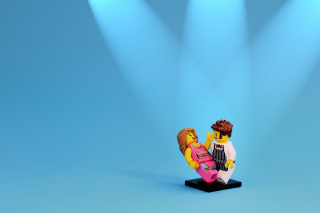 Dance With Me Lego - Obrázkek zdarma pro Android 2560x1600