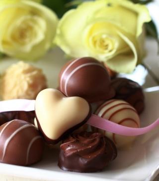 Candy Hearts - Obrázkek zdarma pro Nokia Asha 300