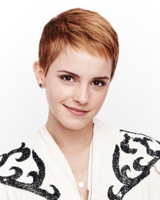 Emma Watson Actress - Obrázkek zdarma pro Nokia Asha 308