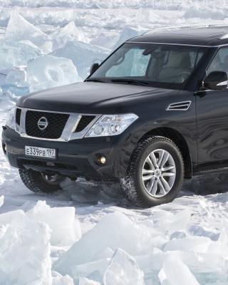 Nissan Patrol - Obrázkek zdarma pro 480x640
