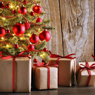 Christmas Presents - Obrázkek zdarma pro iPad 2
