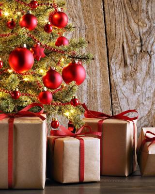 Christmas Presents - Obrázkek zdarma pro Nokia Asha 303