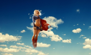 Super Woman Wallpaper for Android, iPhone and iPad