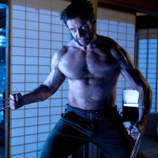 Hugh Jackman In The Wolverine - Obrázkek zdarma pro iPad 3
