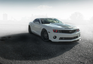 Free Chevrolet Camaro - Legendary American Car Picture for Android, iPhone and iPad