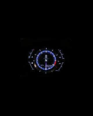 Speed Meter Display - Obrázkek zdarma pro 360x480