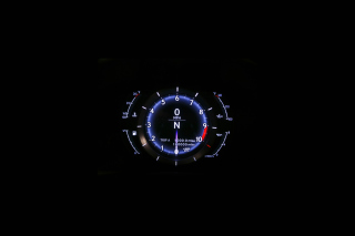 Speed Meter Display - Obrázkek zdarma pro 220x176