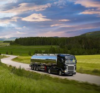 Scania R-Series - Obrázkek zdarma pro iPad 2