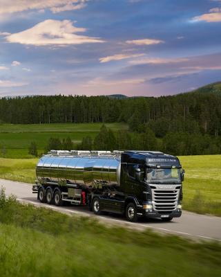 Scania R-Series - Obrázkek zdarma pro iPhone 4