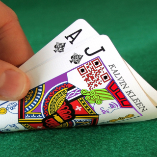 Blackjack Casino Game - Obrázkek zdarma pro 208x208