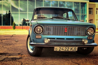 Vaz 2101 Wallpaper for Android, iPhone and iPad