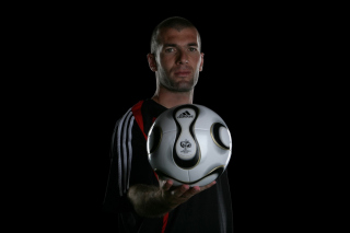 Zinedine Zidane Picture for Android, iPhone and iPad