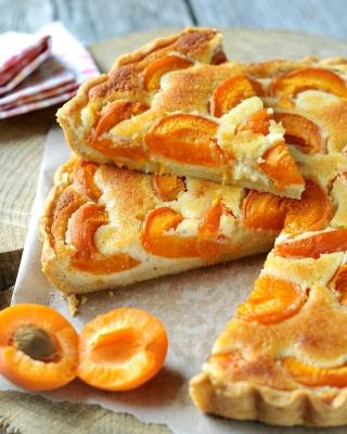 Apricot pie - Obrázkek zdarma pro Nokia C2-06