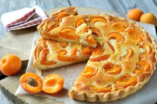 Apricot pie - Obrázkek zdarma pro Nokia Asha 201