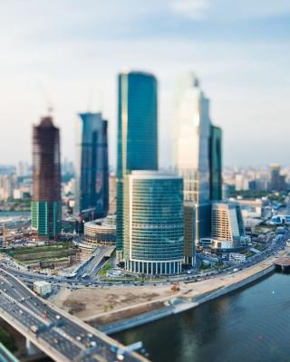 Moscow City - Obrázkek zdarma pro Nokia 5800 XpressMusic