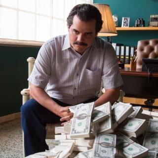 Narcos about Pablo Escobar TV Show - Obrázkek zdarma pro iPad