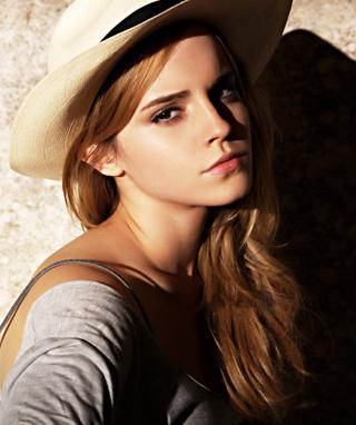 Cute Emma Watson - Obrázkek zdarma pro Nokia Lumia 920
