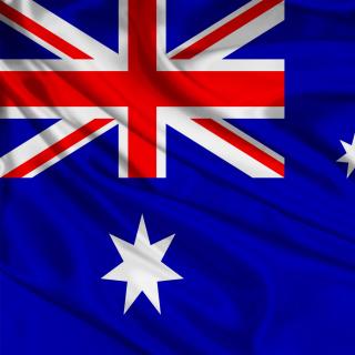 Flag Of Australia - Obrázkek zdarma pro iPad mini 2
