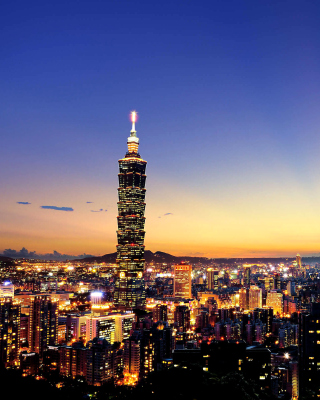 Taiwan, Taipei - Obrázkek zdarma pro Nokia Lumia 820
