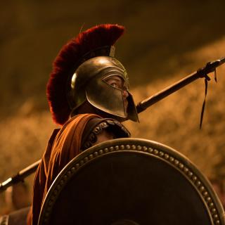 The Legend of Hercules - Obrázkek zdarma pro iPad mini 2