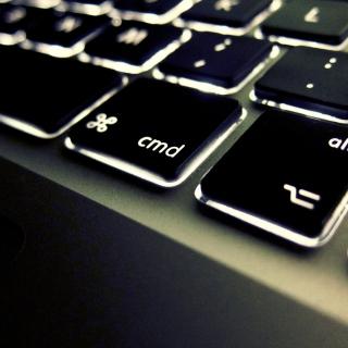 Apple Keyboard - Obrázkek zdarma pro 320x320